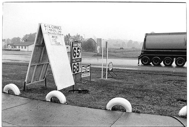 David Freund: Gas Stop