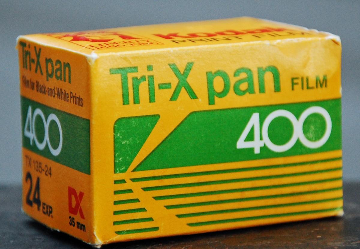 Kodak_Tri-X_film